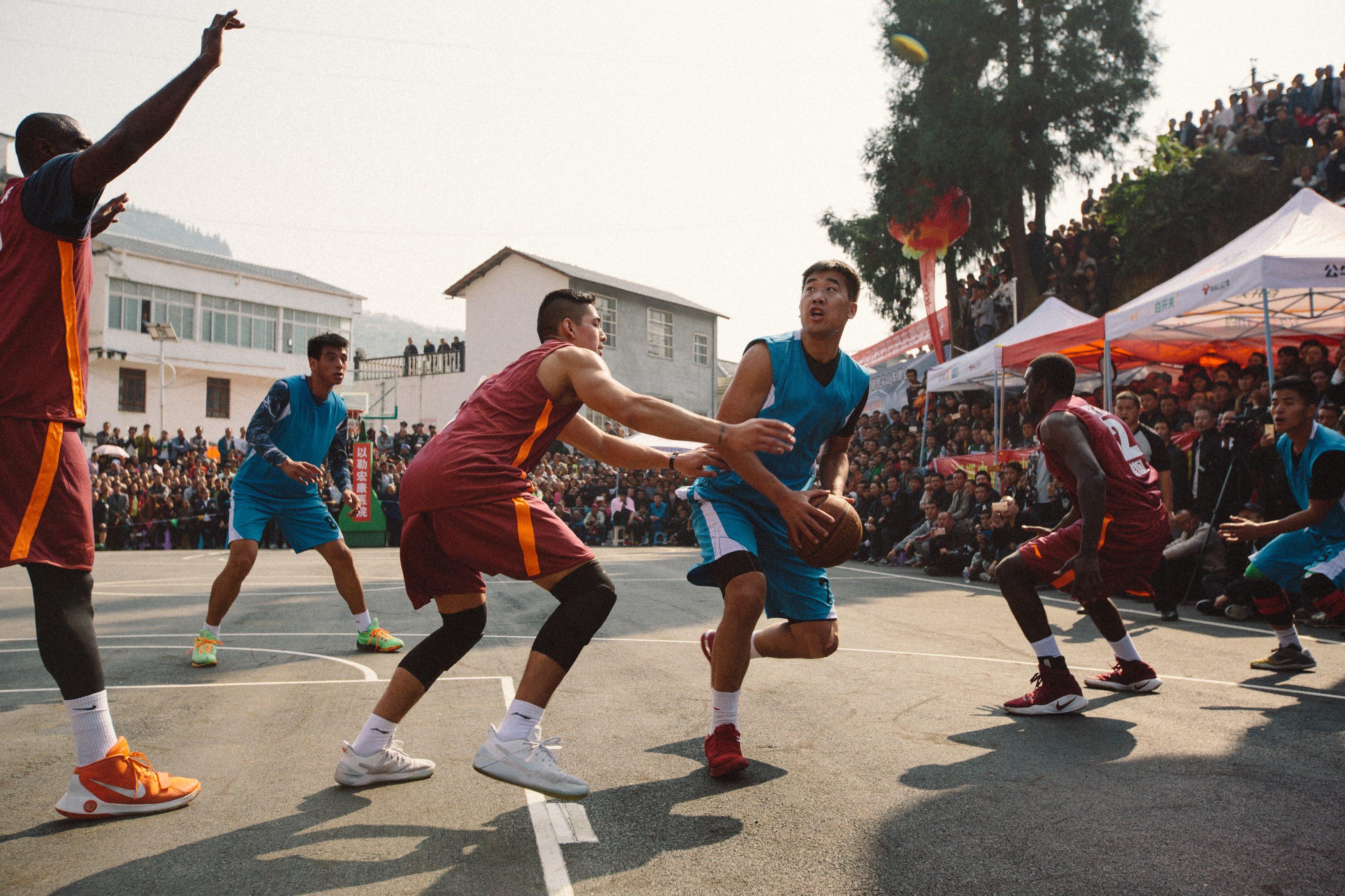 Wildball | China's Underground Basketball Scene