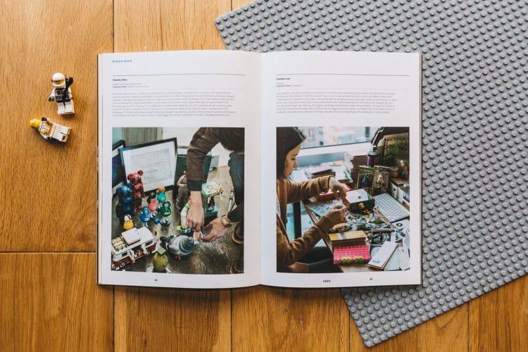 Magazine B | Independent Magazine out of Korea