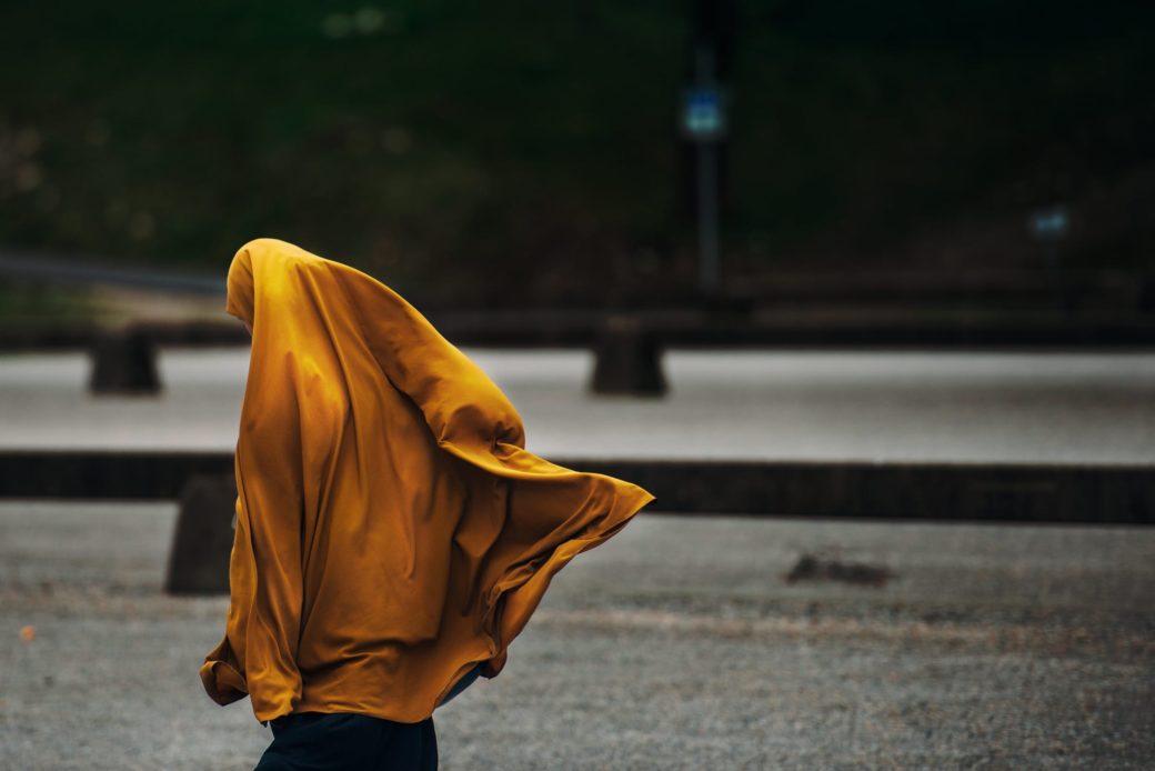 Hijab running Decathlon controversy