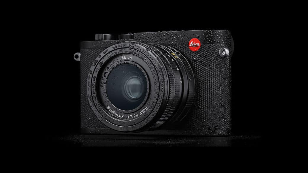 Leica Q2 Camera Fixed-Lens Travel