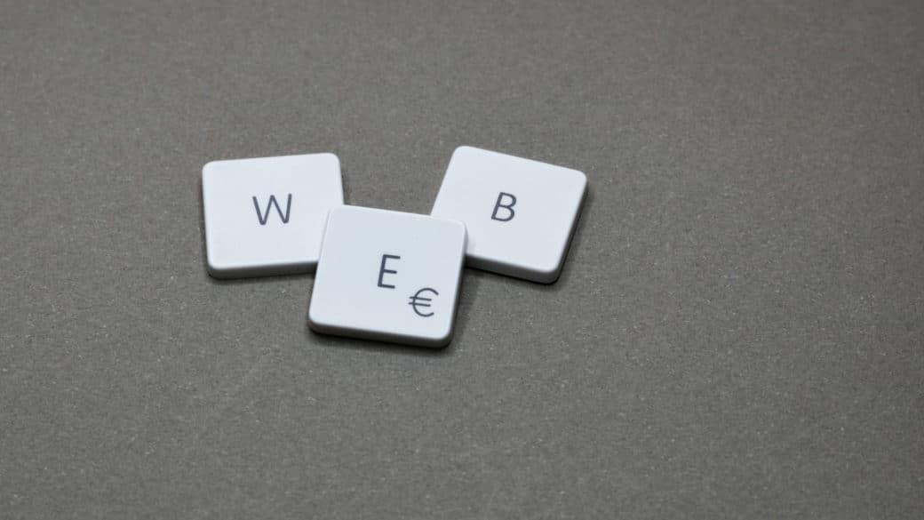 Web internet word Tim Berners Lee