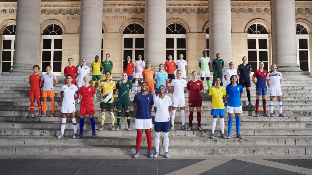 nike women's world cup sports