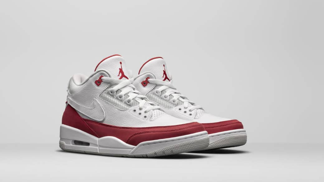 best website ba724 5cfc5 Tinker Hatfield s two most iconic designs are mashed-up to create the Air  Jordan III Tinker