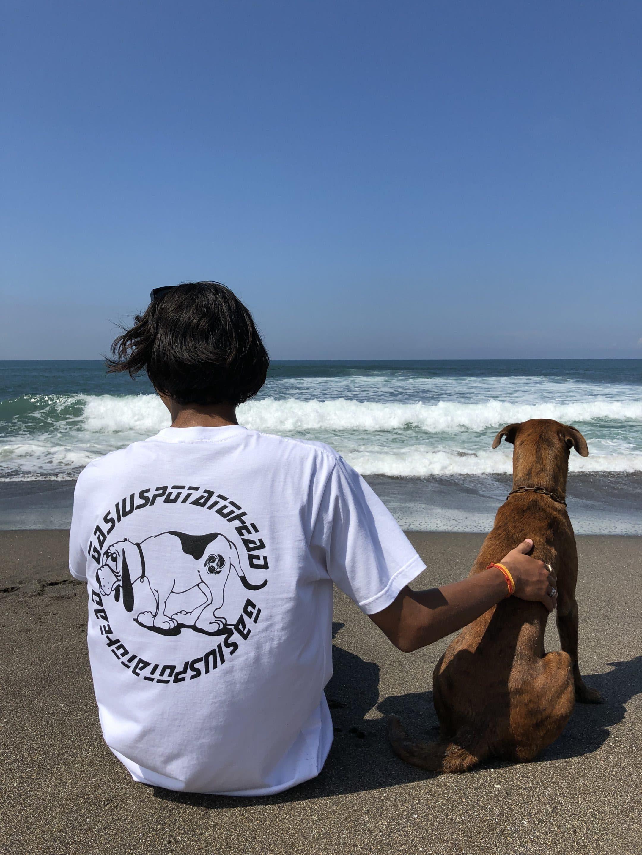 Potato Head Bali Gassius Spring/Summer 2019 collection beach dog t-shirt