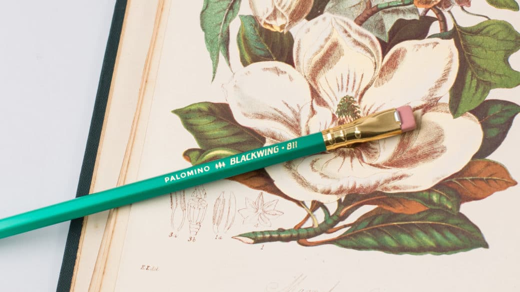 Black Wing Library Pencil inspired by Maya Angelou
