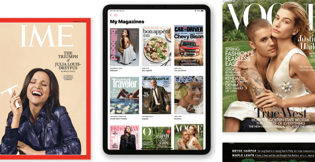 Apple News Plus + will change publishing