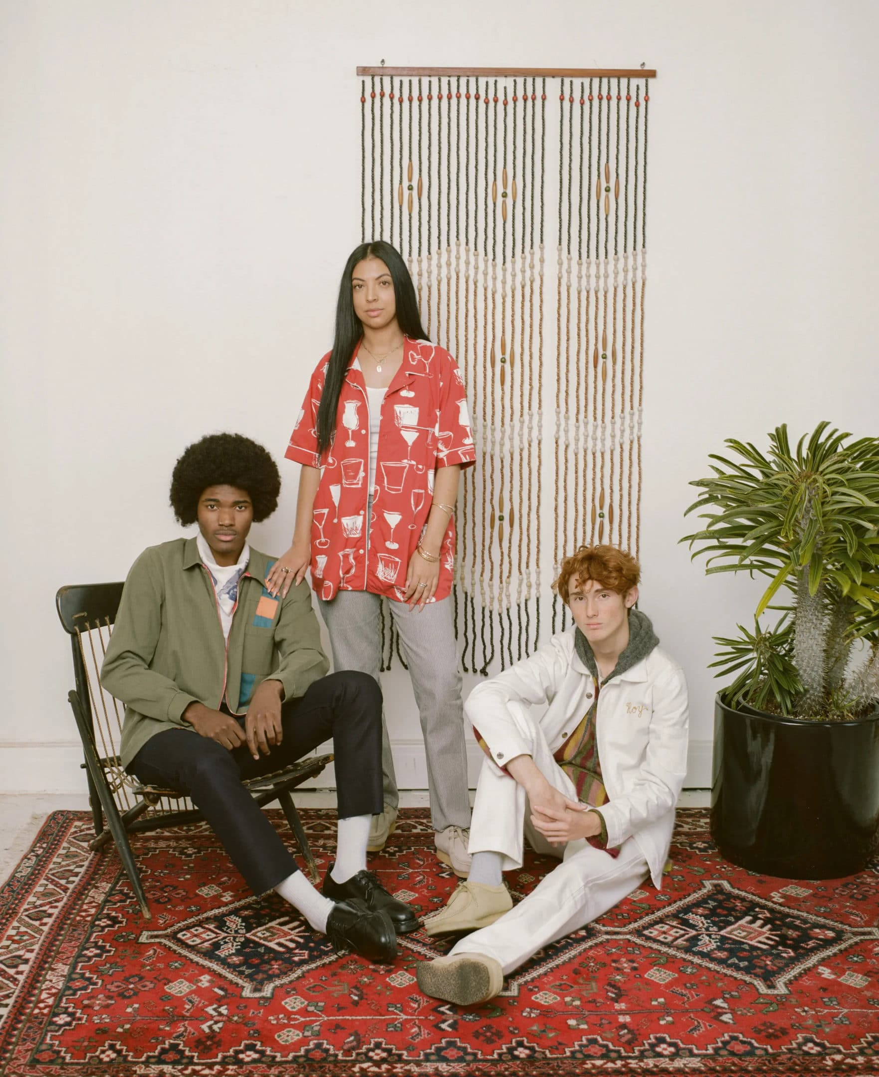 Brownstone Spring/Summer 2019 interview